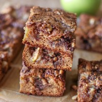 Grain-Free Apple Coffee Cake (Paleo)
