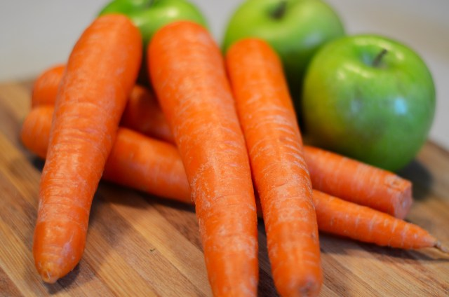 Carrots and Apples
