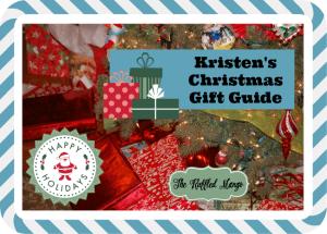 Kristen's Christmas Gift Guide