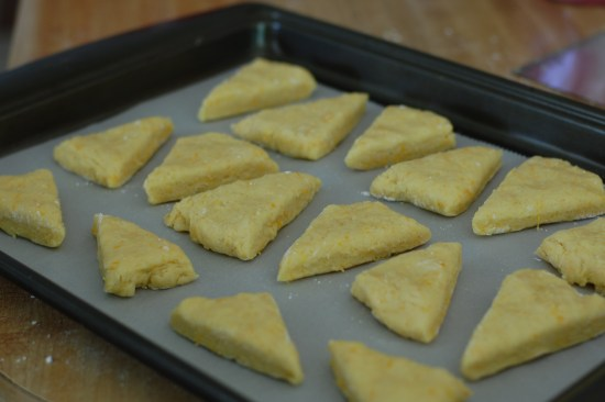 10. Ready for baking