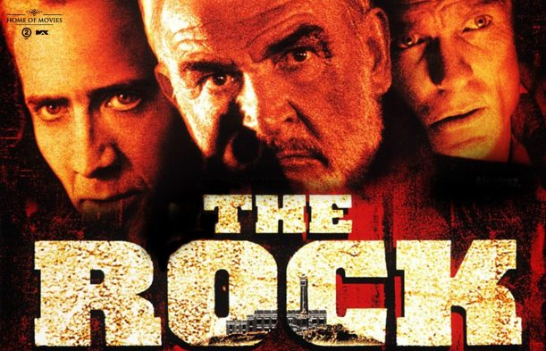 Top ten classic Hollywood action movie list