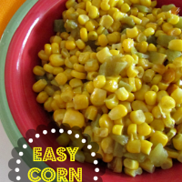 EASY Corn Side Dishes