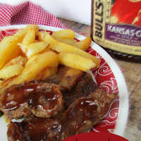 Slow Cooker Steak N Fries Recipe
