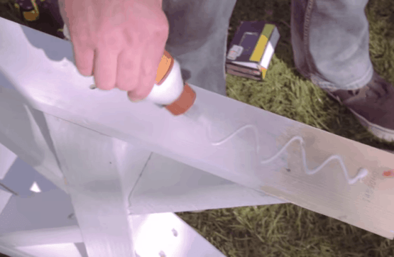 how to build a picnic table