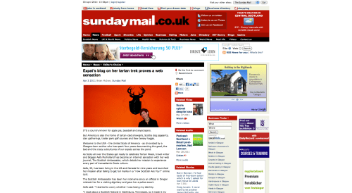 The Sunday Mail