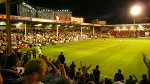 Walsall v Leeds 18-08-09