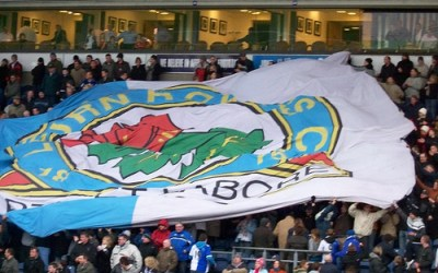 blackburn rovers fans