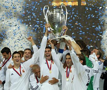 Real Madrid Champions