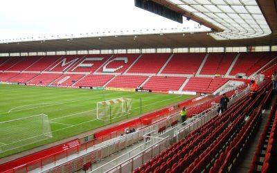 Middlesbrough, Riverside Stadium