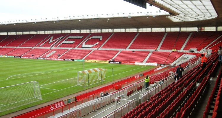 Middlesbrough, Riverside Stadium
