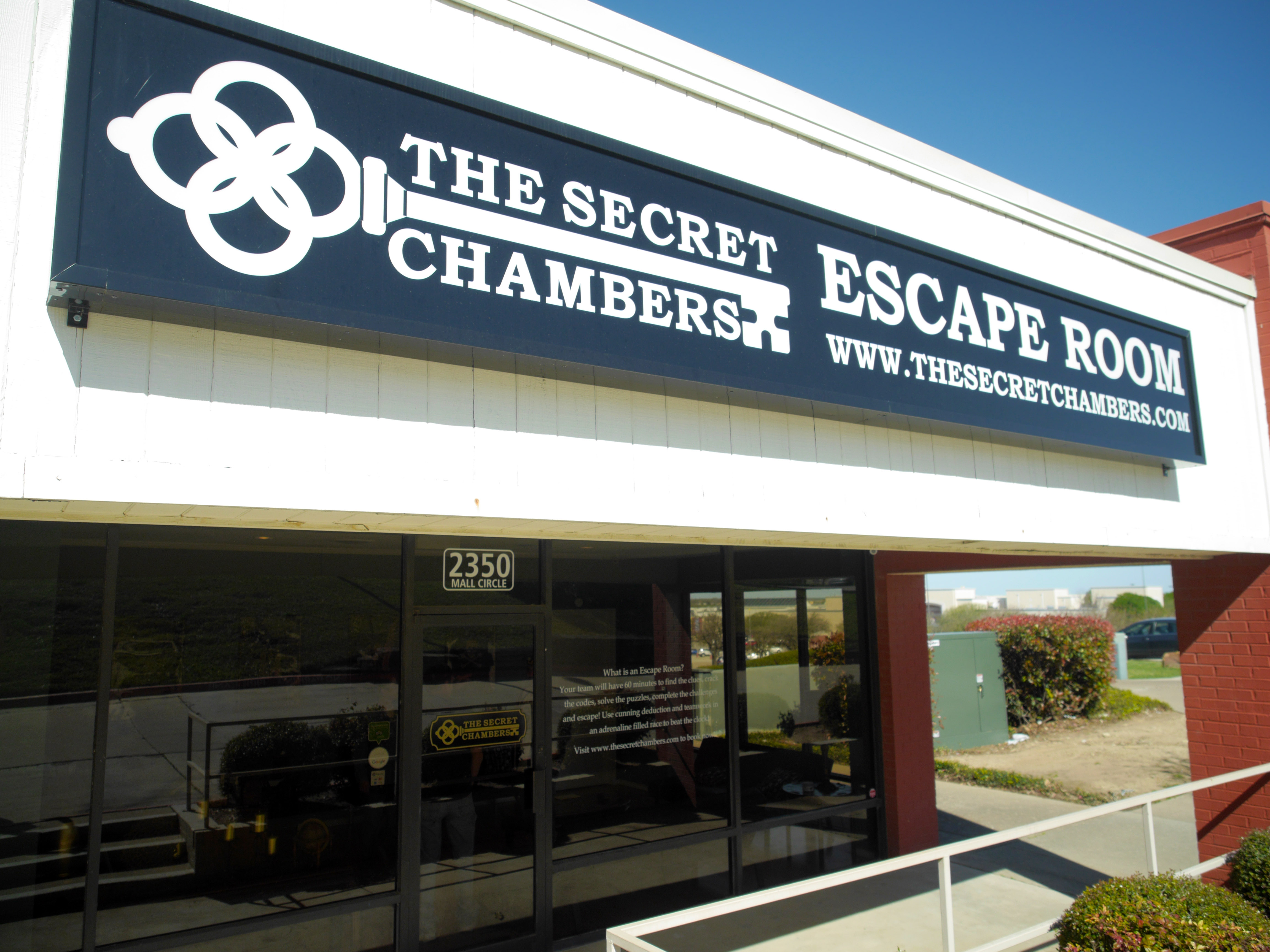 The Secret Chambers is Now Hiring!
