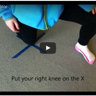 5 MOTOR SKILL ACTIVITIES USING PAINTER'S TAPE