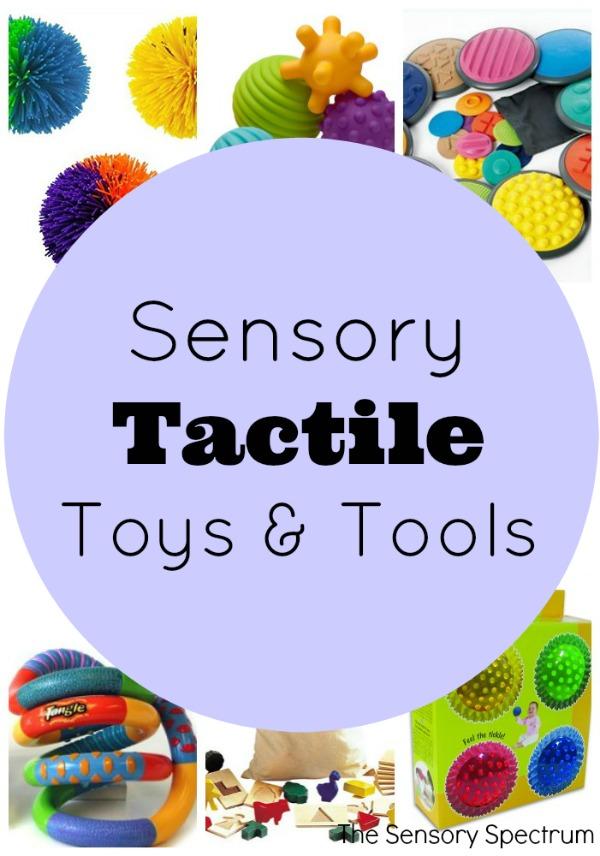 Sensory Tactile Tools & Toys