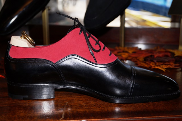 Stefano Bemer Shoes two toned oxford 1