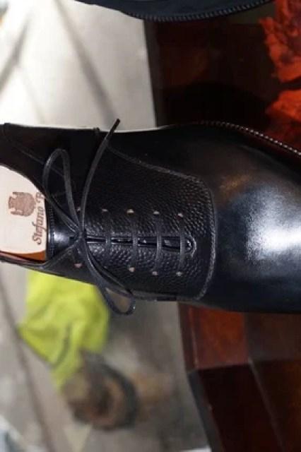 Stefano Bemer saddle shoe 1