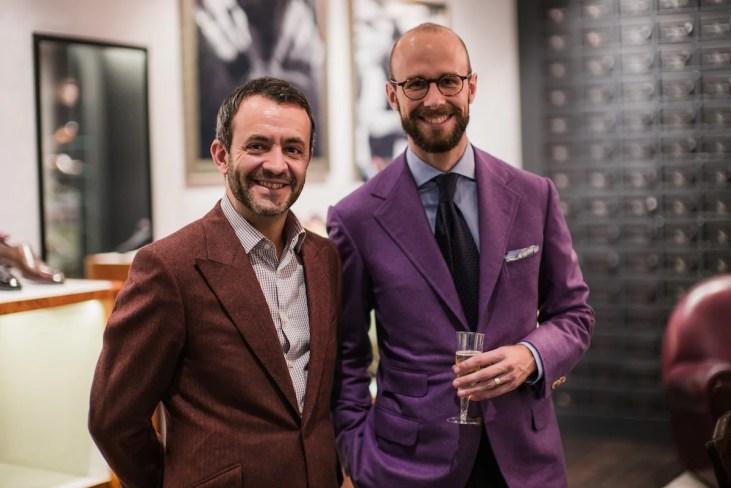 Tony Gaziano & Simon Crompton