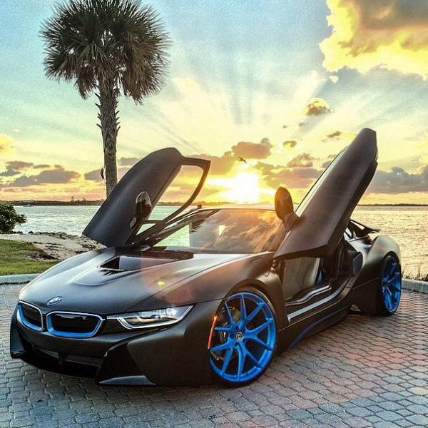 full paint protection bmw i8