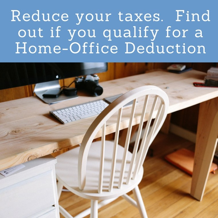 Save money on your taxes