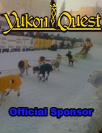 OFFICIAL YUKON QUEST SPONSOR