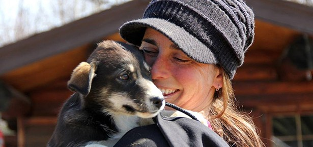 INTERVIEW WITH: Laura Allaway of Trail Breaker Kennels