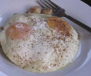 A leaner breakfast alernative