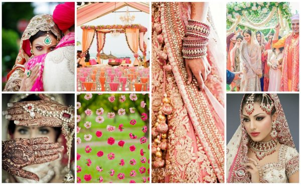 Indian weddings Collage