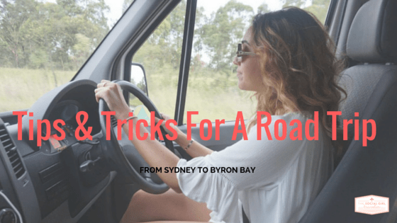 Tips & Tricks For A Road Trip