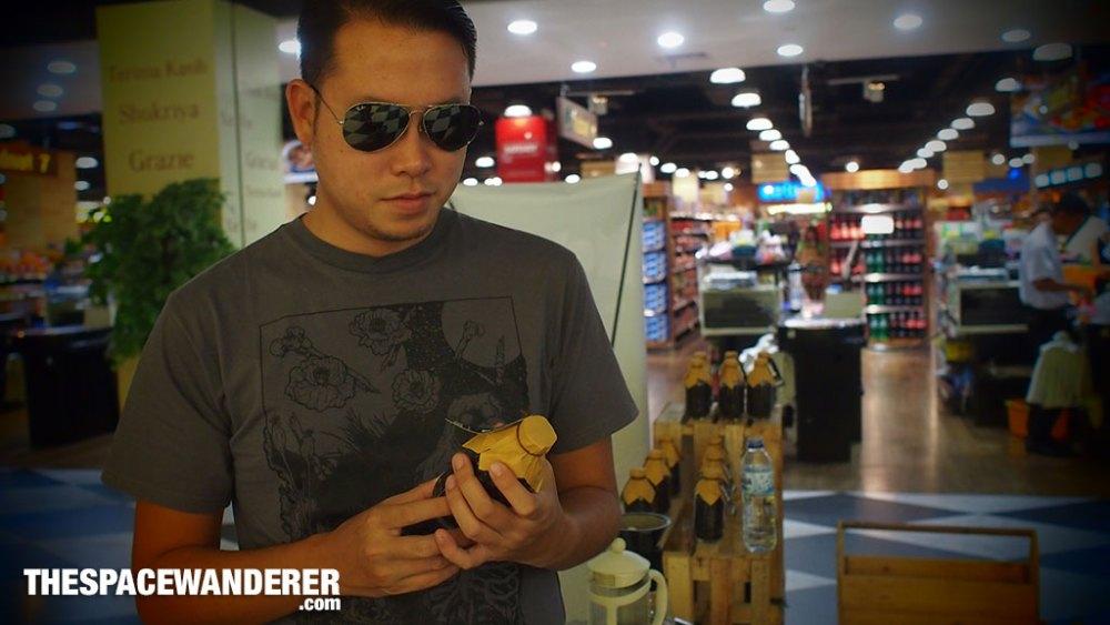 Ryan Koesuma dan kopi luwak.