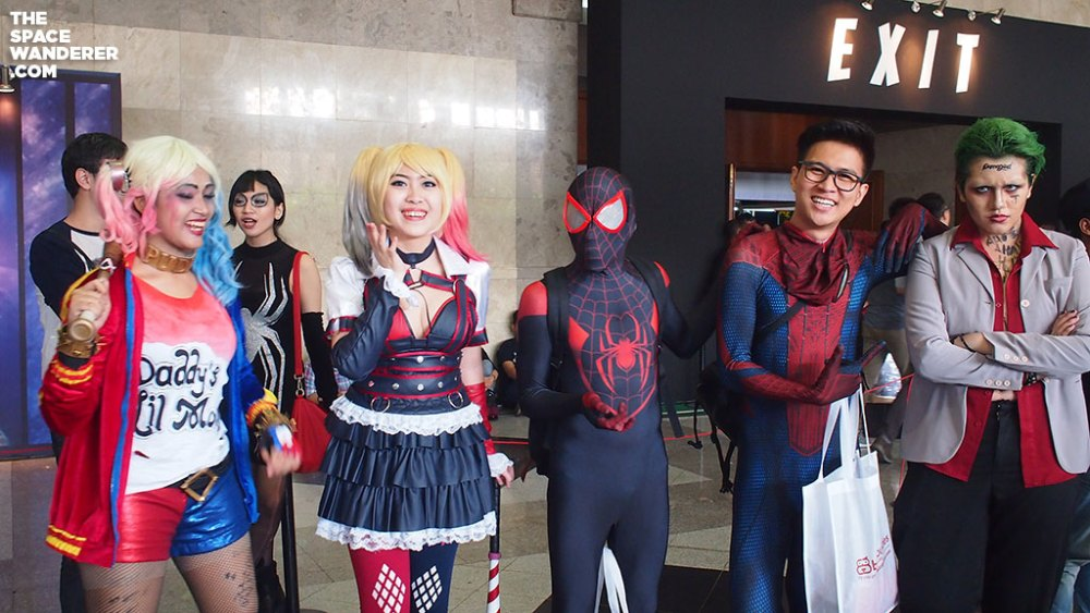 The Cosplayers