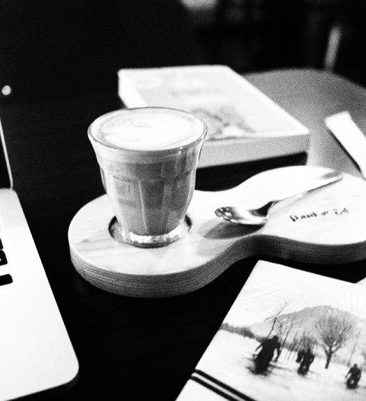 Paul-Ed Coffee Shop Kelapa Gading
