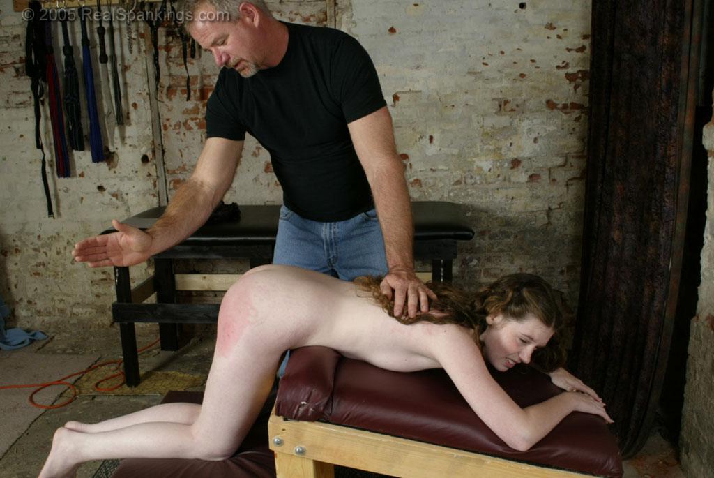 sponking punishment