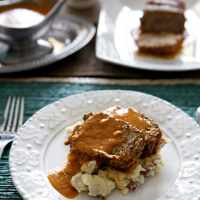 Slow Cooker Italian Meatloaf