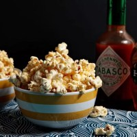 Tabasco Honey Butter Popcorn