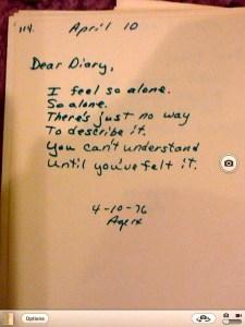 Bully diary 6