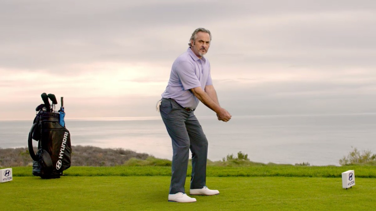 Hyundai Taps David Feherty For New Ad Campaign