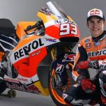 Race favorite, Marc Marquez (photo, inspirationseek.com)