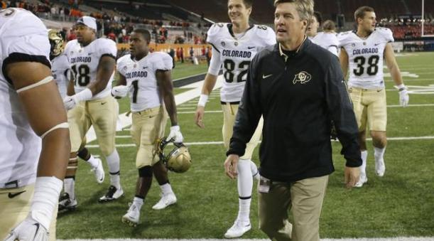 Will the Buffs walk out of Palo Alto with a win?  (photo, Denver Post)