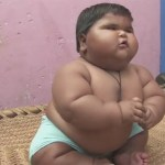 10-Month-Old Baby Weighs 41 Pounds: Aliya Saleem Is The World's Heaviest Baby (Photo)
