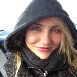 Cameron Diaz Hair New Look: Actress Cameron Diaz 's New Look And Brunette Hair Spark Debate