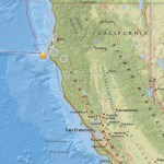 Earthquake Northern California 2015: Big 5.7 Earthquake Hits Northern California, No Damage Reported
