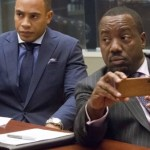 Fired 'Empire' Actor Malik Yoba Hits Drugs Allegation