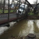 Paoli Bridge Destroyed By Truck: 23-Year-Old Female Driver Faces Charges