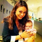 Wyatt Isabelle Kutcher's Mom Mila Kunis Cried The First Time She Left Her Daughter