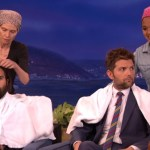 Adam Scott Lice Confession: Actors Adam Scott And Jason Schwartzman Share Wild Stories On 'Conan' (Video)