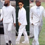 Solange Knowles Wedding Pictures: Beyonce's Sister And Husband Alan Ferguson Married (Photo)