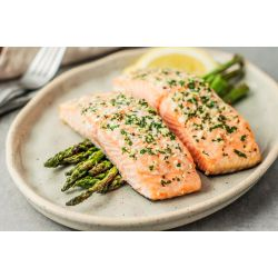 Small Crop Of What Goes Good With Salmon