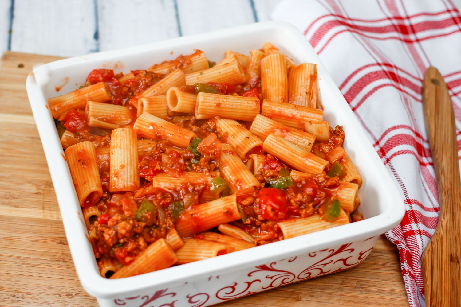 Fullsize Of Baked Ziti With Chicken