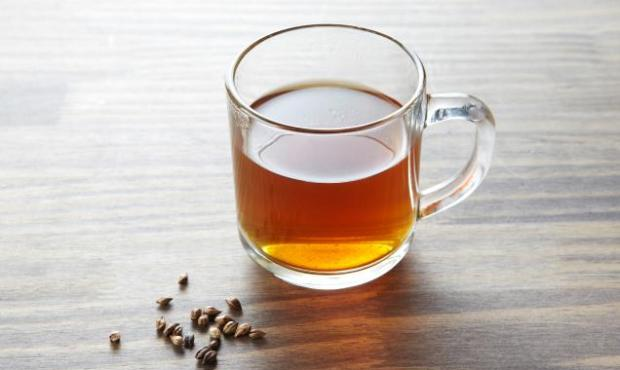 Korean roasted barley tea