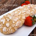Strawberry Lemonade Cookies Recipe
