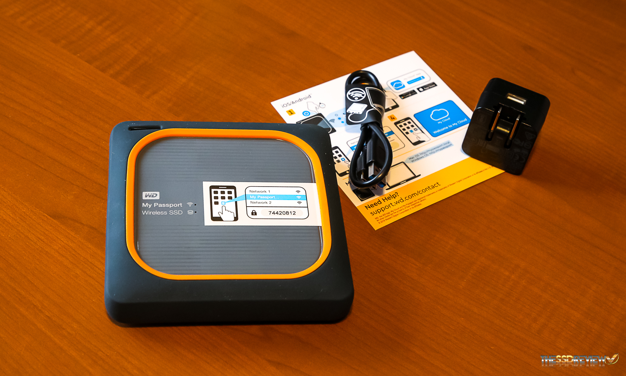 Fullsize Of My Passport Wireless Pro